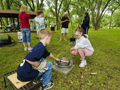 South Dakota Game Fish And Parks Information