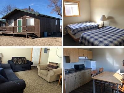 Cabins 1-10