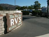 Mountain View RV Park CA