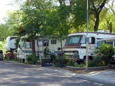 Camping Com Sacramento Shade Rv Park Information For