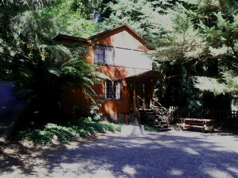 Riverside campground and cabins photo gallery for Big sur cabin