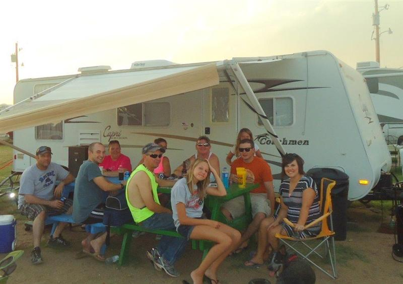 Water Sports Campground And Rv Park Llc Dodge City Ks
